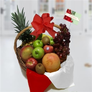 FRUIT BASKET  - MEDIUM $59.99, LARGE 79.00