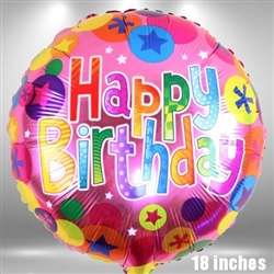 BALLOON FOR ALL ACCASIONS 18 INCHES