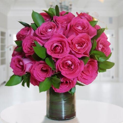 Send Pink Roses Bogota Colombia
