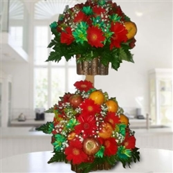 Fruit arrangement