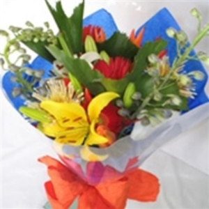 BEAUTIFUL COLORFUL BOUQUET, HERMOSO BOUQUET DE COLORES