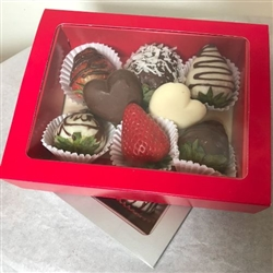 STRAWBERRIES & CHOCOLATES