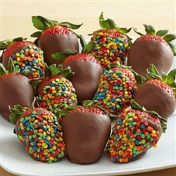 12 DIPPED STRAWBERRIES