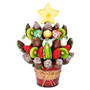 SWEET CHRISTMAS CHOCOLATE STRAWBERRIES EDITION
