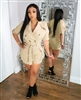 Trench Romper