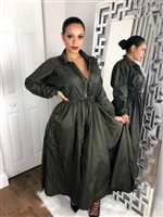 Windbreaker Dress