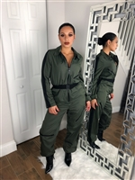 Windbreaker Jumpsuit