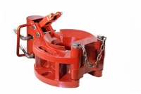 60-Ton Tubing Spider Complete (Less Foot Control Valve Assembly & Slip Body)