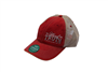 Hard Truth vintage red hat