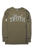 Hard Truth Olive Green Thermal