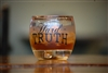 Hard Truth Rocks Glass Oxygen