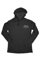 Hard Truth Distilling Co. Charcoal Hoodie