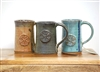 Clay Pottery mugs