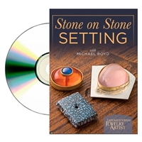 DVD Stone on Stone Setting