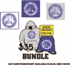 Fort Riley Elem. Hoodie/ Bag Bundle