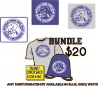 Fort Riley Elem. T'Shirt / Bag Bundle