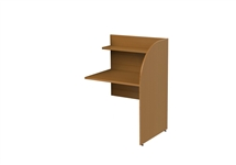 S/S  Study Carrel - Add-on