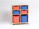 Yorkshire Tray Storage 2 x 3 Bay