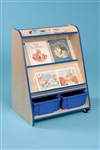 Mobile Display Storage Unit