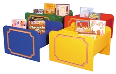 Timber Routered Kinderbox (colour)