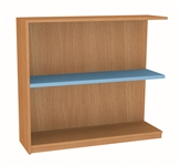 Single sided bookcase - Add-On Unit 900
