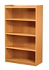 1500 Single sided bookcase - Add-On Unit 686