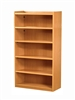 1800 Single sided bookcase - Starter Unit 1047