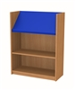 900 Single Sided Display Top Bookcase - Starter Unit 704