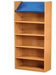 1800 Single Sided Display Top Bookcase - Add-On Unit 686