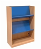 900 Single Sided Reversible Shelf Bookcase - Starter 541
