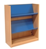 900 Single Sided Reversible Shelf Bookcase - Starter 704
