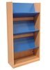 1200 Single Sided Reversible Shelf Bookcase - Starter 541