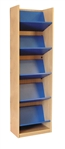 1800 Single Sided Reversible Shelf Bookcase - Starter 541