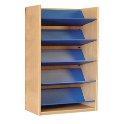 1800 Single Sided Reversible Shelf Bookcase - Add-On 1029