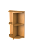 Semi Circular bookcase for D/S Nexus 900