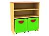 Shelf storage docking unit (pull-out boxes sold seperately)