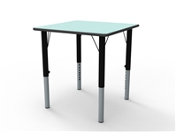 Square Height Adjustable Table