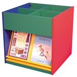 Mobile Kinderbox with Display Shelves