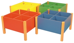 Timber framed Kinderbox