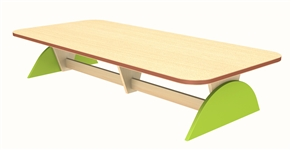 Luna Rectangle Table 300mm