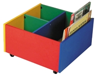 Mobile Kinderbox for both big & standard books