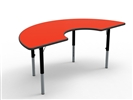 Arc  Height Adjustable Table