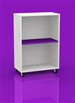 Nexus Curve S/S Bookcase W600mm