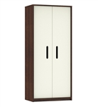 Recess Double Door Wardrobe