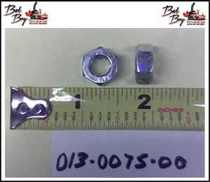M8 - 1.25 Zinc Nut - Bad Boy Part # 013-0075-00