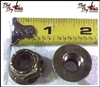 3/8 Nylock Flange Nut - Bad Boy Part # 013-5202-00