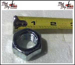 3/4-10 Left Hand Thread Hex Nut - Bad Boy Part # 013-6058-00