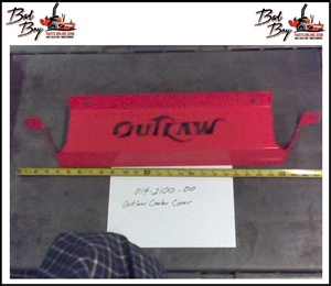 Outlaw Cooler Cover. Bad Boy Part #014-2100-00