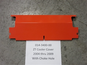 ZT Cooler Cover - Bad Boy Part # 014-3400-00