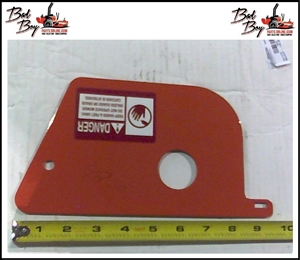 MZ Pulley Cover 48 - Bad Boy Part # 014-4850-00